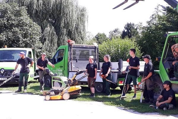 Gärten von Kilian, Gartengestaltung & Gartenpflege, Landschaftsgärtner, Team